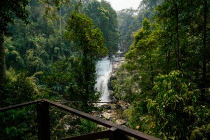 Sirithawan waterfall