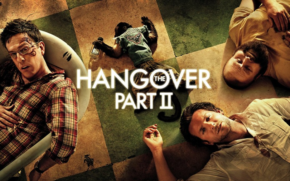 The Hangover 2 movie set in thailand