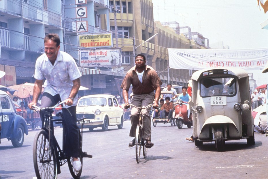 Good Morning Vietnam bike scene