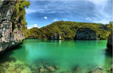 Emerald Lake Koh Samui