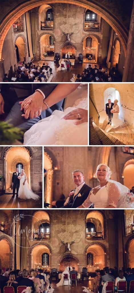 A castle wedding - Umoya Photography