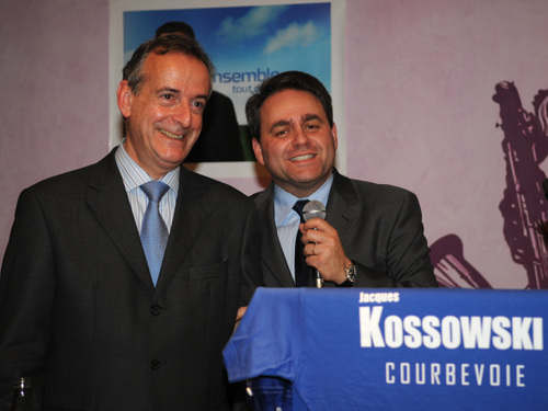 Jacques Kossowski & Xavier Bertrand