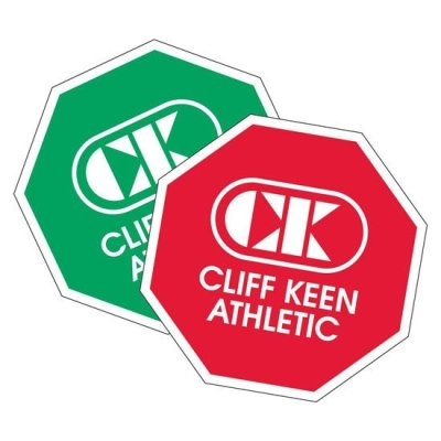 Cliff Keen Athletic Wrestling Flip Disc