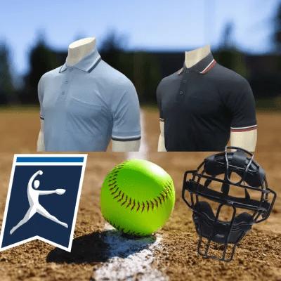 Softball Umpire Uniform