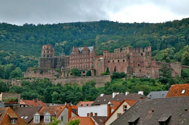 O Castelo de Heidelberg