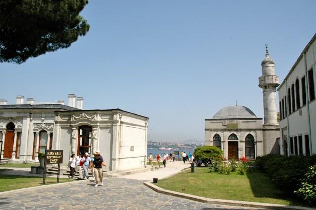 Pavilhões do Palácio Topkapi