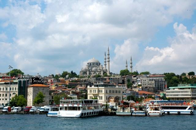 Istambul, Constantinopla ou Bizâncio - Uma mistura de culturas.