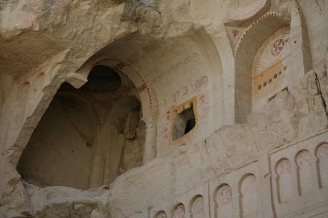Igrejas cavadas nas rochas