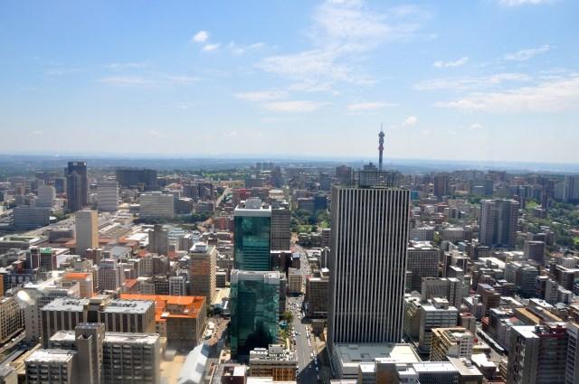 Johanesburgo - uma metrópole na África do Sul