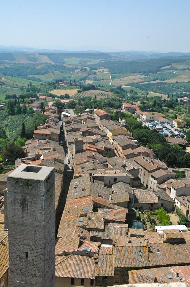 San Giminiano - Uma joia da Toscana