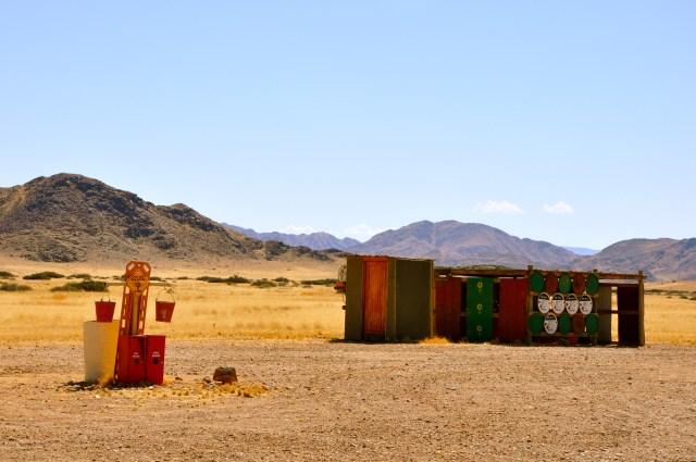 Campo de pouso de Sossusvlei