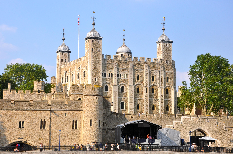 A Torre de Londres - Um Pouquinho de Cada Lugar