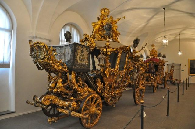 O Museu das Carruagens. Imperdível