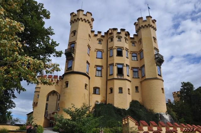 O Castelo de Hohenschwangau - Joaquim Nery