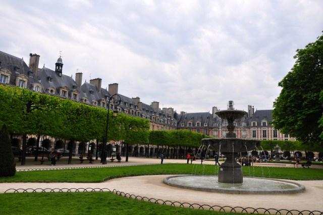 A Place des Voges