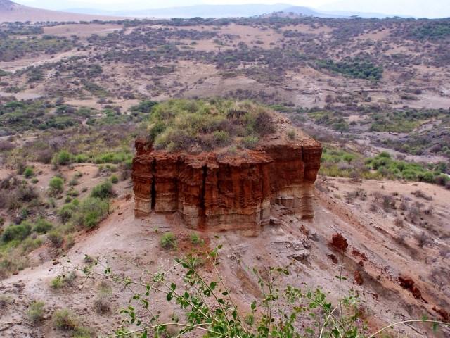 A Garganta do Olduvai