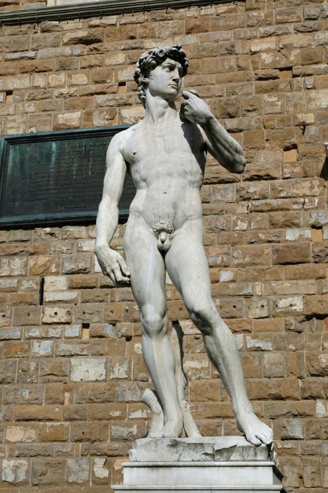 O David de Michelangelo