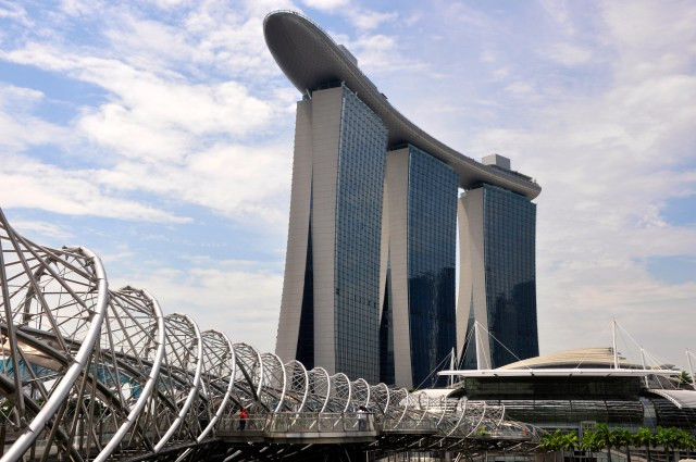 O Marina Bay Sands