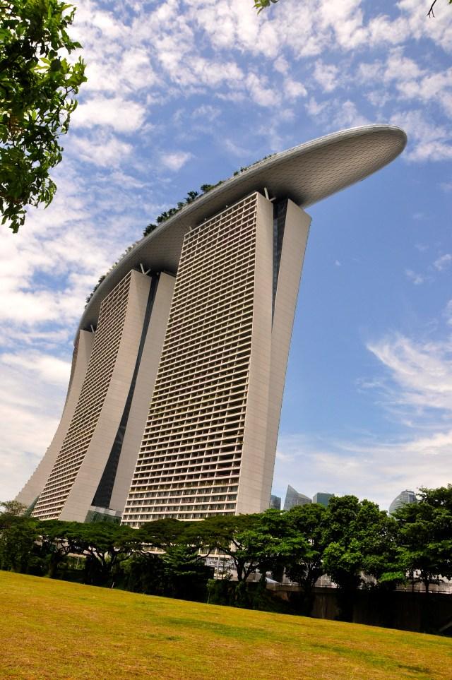 O símbolo maior de Singapura