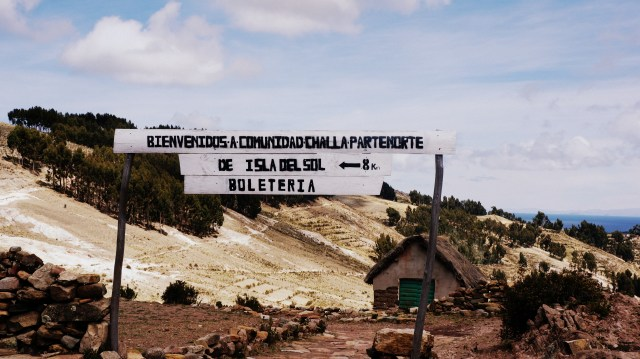 Início da trilha - 16km