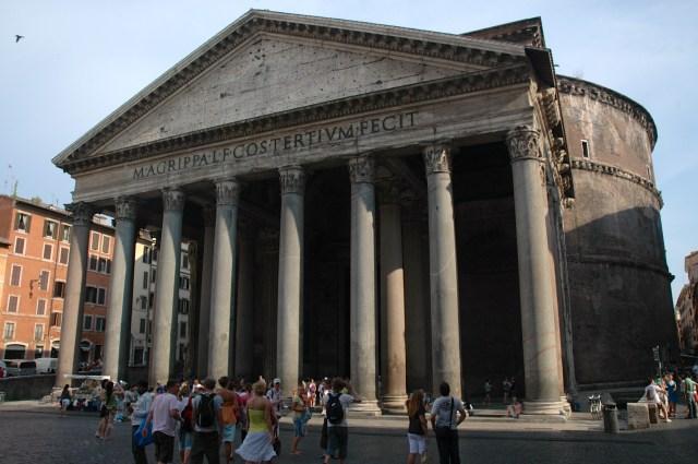 O espetacular Panteão.