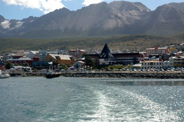 Ushuaia - A cidade mais austral do planeta.