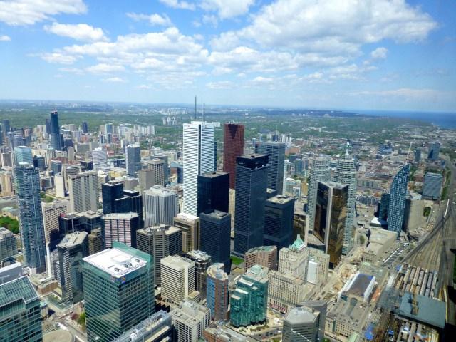 Toronto - A grande metrópole canadense
