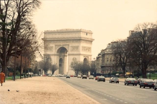 Champs- Elysées