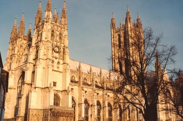 A Catedral de Cantebury