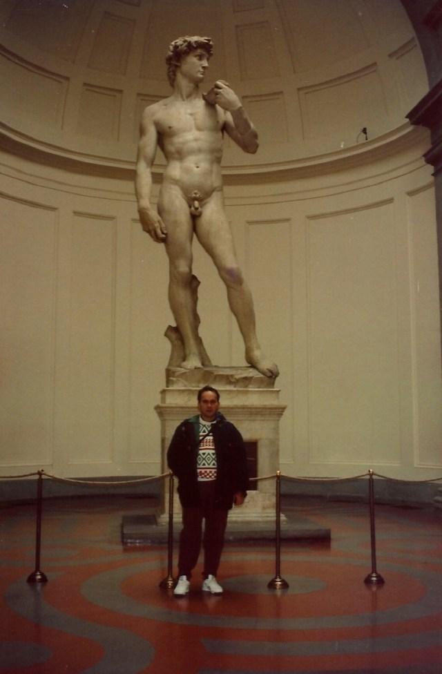 A obra prima de Michelangelo
