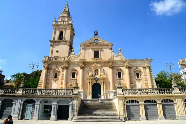 A Catedral dedicada a São João Batista