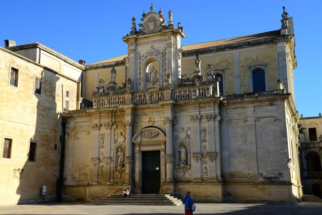 O Palazzo Vescovile