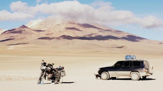 Deserto de Siloli - Bolívia