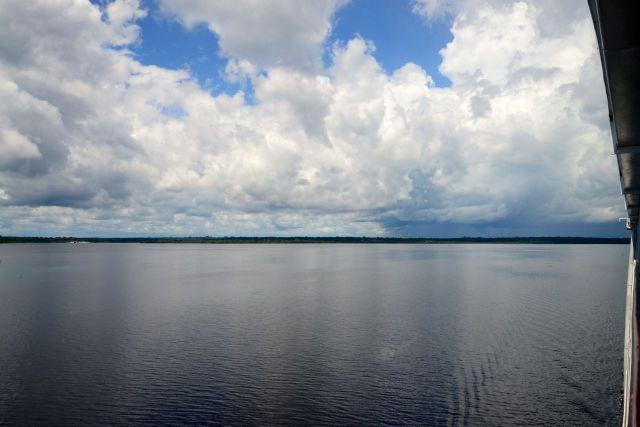 O gigantesco Rio Negro