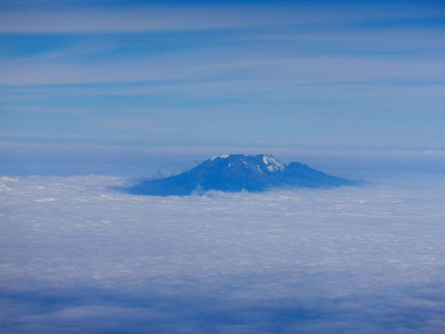 O Monte Kilimanjaro