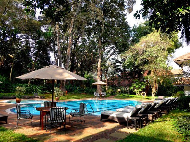 O Southern Sun Maifair de Nairobi