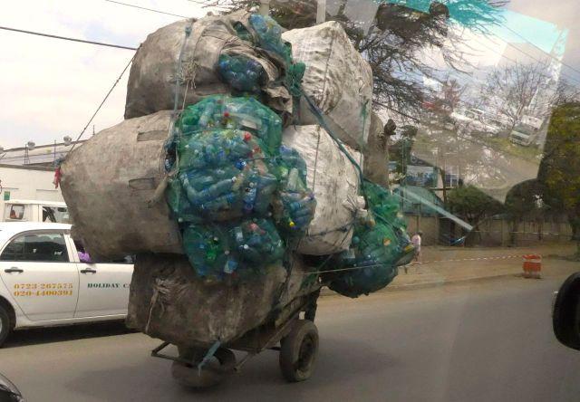 Transporte em Nairobi - Joaquim Nery