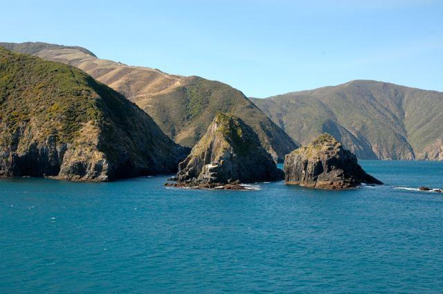 Nova Zelândia no verão.