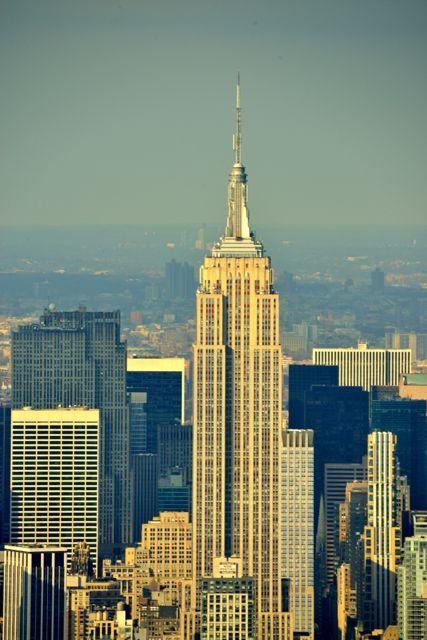 Nova York será o destino principal dessa viagem.