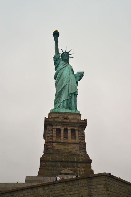 Estátua da Liberdade.