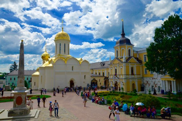 A Catedral da Trindade