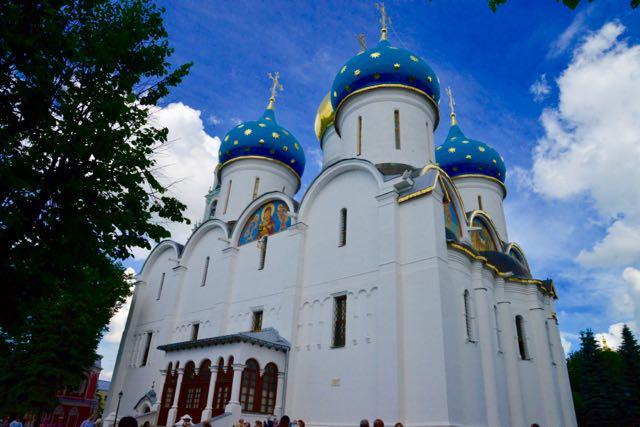 A Catedral da Assunção