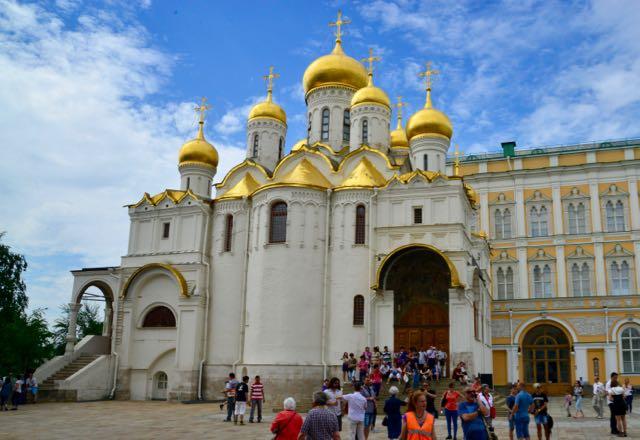 A Catedral da Anunciação