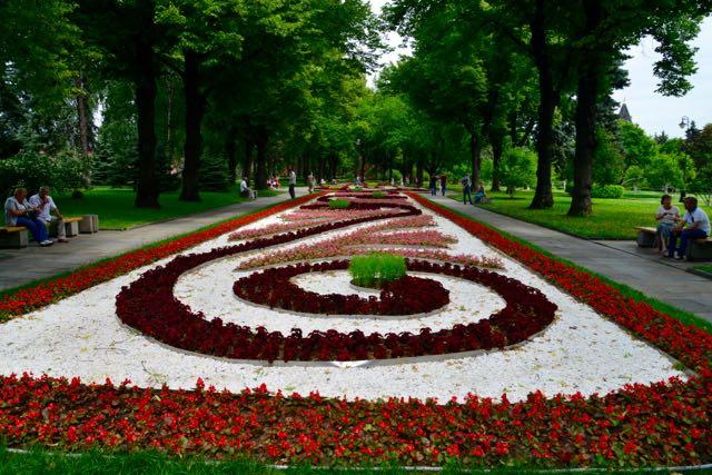 Jardins do Kremlin