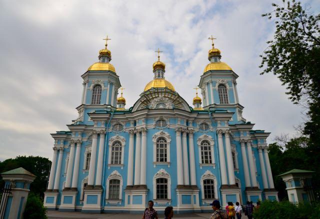 A Catedral de São Nicolau