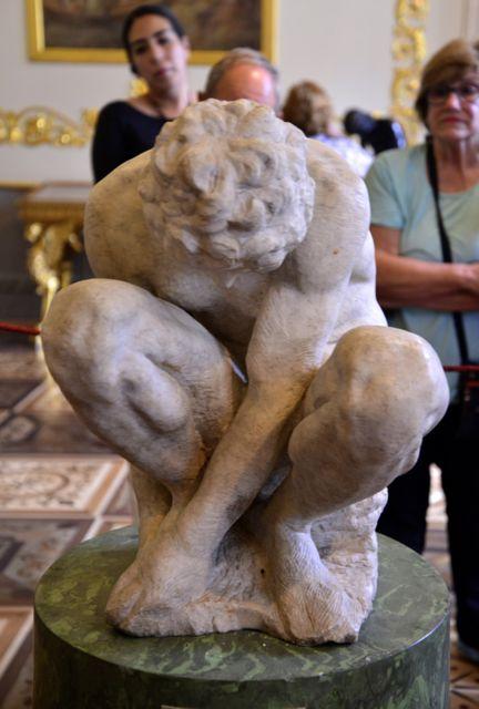 Escultura de Michelangelo
