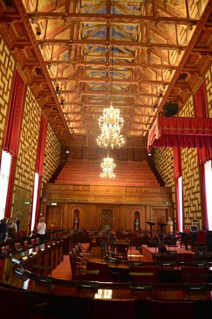 O Salão do Conselho