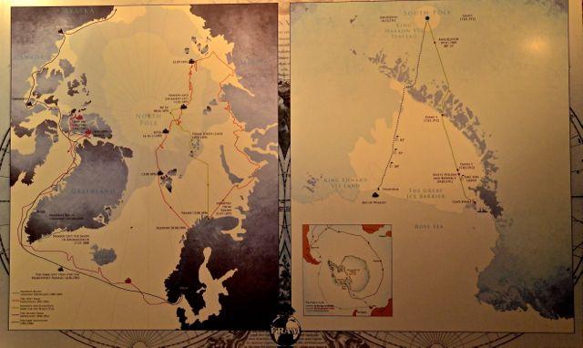 As aventuras de Amundsen