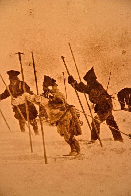 A excursão de Amundsen