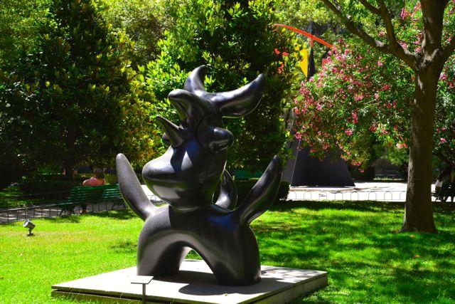 O Pássaro Lunar, de Joan Miró.
